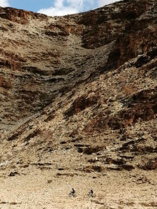 New Trail – Spreetshoogte Pass