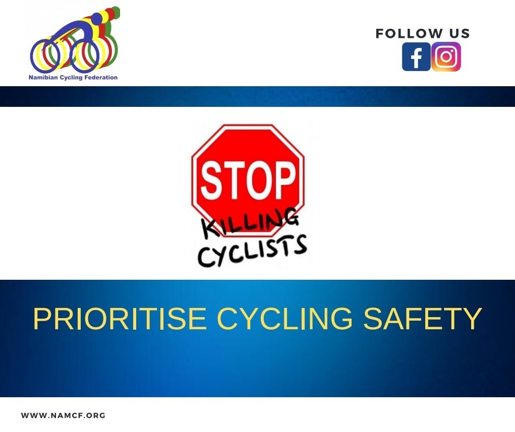 Public Statement By The Namibian Cycling Federation